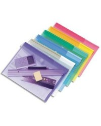 Tarifold tcollection, Pochettes pour documents A4, Velcro, 510209