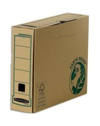 Bankers Box Boites a archives, 80mm, EARTH SERIE, Fellowes, Recyclé, 4473002