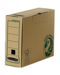 Bankers Box Boites a archives, 100mm, EARTH SERIE, Fellowes, 4473102