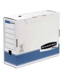 Bankers Box boite archives dos 10 cm SYSTEM montage automatique 1130902