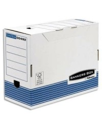 Bankers Box Boites a archives, 150mm, SYSTEM, Montage automatique, Fellowes, 1131002