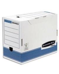 Bankers Box boite archives dos 20 cm SYSTEM montage automatique 1131102