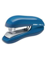 Rapid Agrafeuse F30, Fashion Flatclinch, Bleu, 23256501