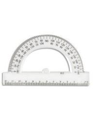 Wonday Rapporteur 180 degrés, en plastique, 120 mm, 957145, FTE850062