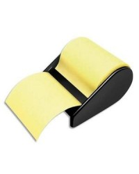 Jpc Notes adhésives JAUNE, DEFIL notes, En rouleau, 10mx66mm, 900109