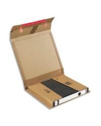 ColomPac Carton d'expédition pour classeur, marron, A4 320 x 290 mm, CP050.01