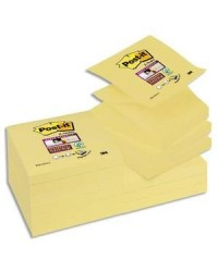 Post-it recharge Z notes Sticky 90 feuilles 76x76 JAUNE BP839
