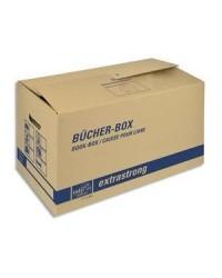 TidyPac boite carton spécial livres EXTRASTRONG 30KG 57X29X33 TP11000