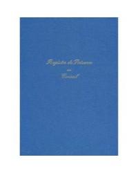 Elve Registre de Présence au conseil, A4 210x297mm, 104 pages, 41001