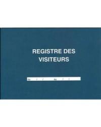 Elve Registre des visiteurs, A4 210x297mm, 96 pages, 43001