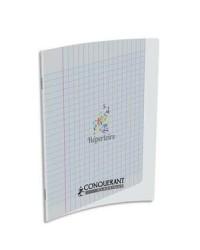 Conquerant Carnet répertoire alphabétique, 170x220mm, Grands carreaux séyès, 96 pages, Couverture polypro, 400026557
