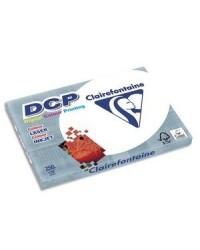 Clairefontaine ramette 125F papier A3 Blanc DCP 250G CIE 170 1858C