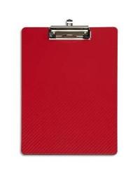 MAUL Porte bloc avec pince, MAULflexx, A4, rouge noir, 2361025