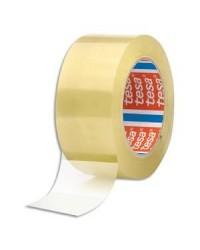 Tesa Ruban adhésif emballage, PP, 4280, 50 mm x 66 m, Transparent, 43 Microns, 4280-45-00