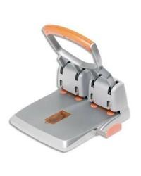 Rapid Perforateur 4 trous, Supreme HDC 150/4, Argent orange, 23223100
