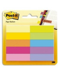 Post-it Marque pages en papier, INDEX 10x50, 670-10AB / 70005197606 / BP984
