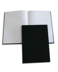 ELVE Registre quadrillé 5x5, Folioté, 310 x 210 mm vertical, 200 pages, 71312