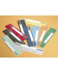 Durable sachet 25 relieurs à lamelle FLEXI 150X38 ASS -6910-00
