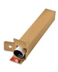 ColomPac Carton d'expédition, Tube postal, A2, Marron, CP072.02