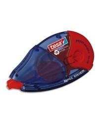 Tesa Roller de colle, Permanent, Rechargeable, écologique, 59100-5-5