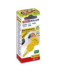 Tesa recharge roller colle repositionnable ecologo 59210-5-6