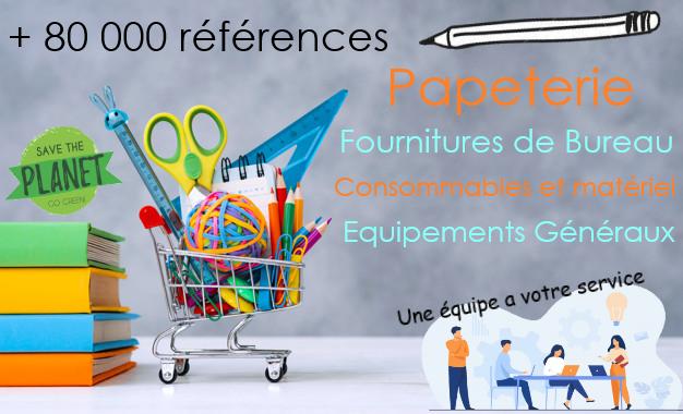 PAPETERIE & FOURNITURES DE BUREAU